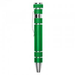 Pen shaped screwdriver Green