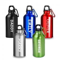 Personalised bottls 400ml ,11 colors