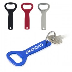 Keyring bottle opener 3 colors to choose