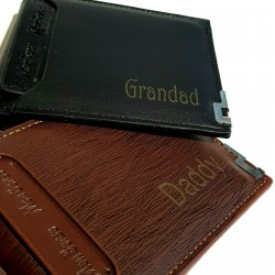 Brown- Wallet With Card Holder