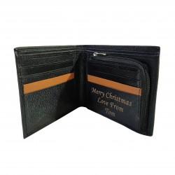 Wallet Black RFID BB40