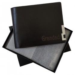 Wallet Black +Box