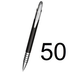 50PCS - Black Zen Z-01