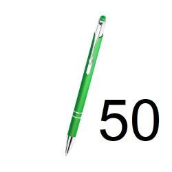 50PCS Light Green Bello BET-17