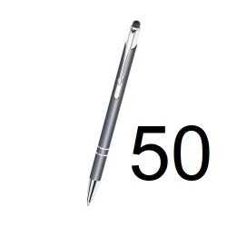 50PCS Grey Bello BET-22