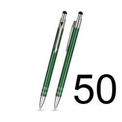 50PCS - Dark Green Bond BT-13