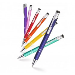 COSMO METAL PENS        25 COLORS TO CHOOSE