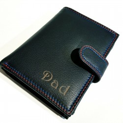 Wallet N4L-GDS Black