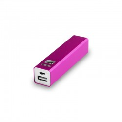Power bank 2200 mAh purple